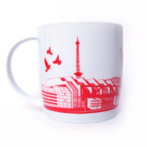 Berlin Tasse Illustration