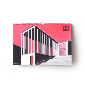 Berlin Bezirke Kalender