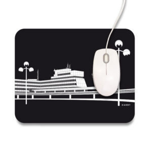 Tegel Souvenir Mousepad
