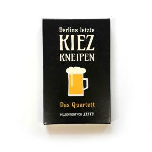 Berlin Kiezkneipen Quartett