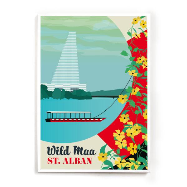 Basel Poster Wild Maa