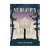 Kunstdruck St. Blasien