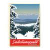 Schwarzwald Winter Poster