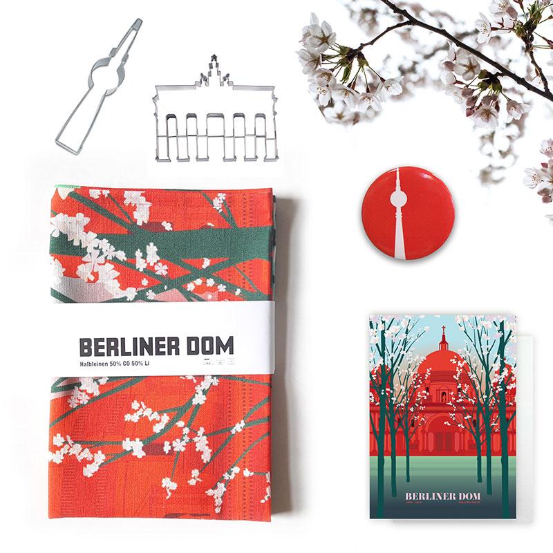 Geschenkset Cherryblossom Berlin